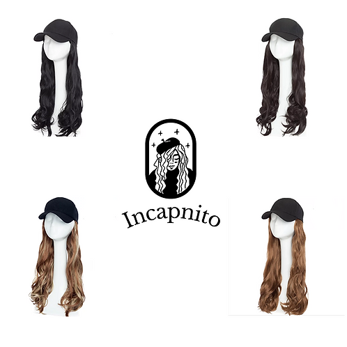InCapnito : Hat Wig
