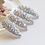 Thumbnail: Crystal Diamond Oval Nails