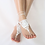 Thumbnail: White Beach Barefoot Sandals