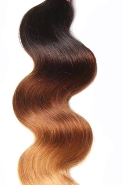 Ombré Brown Body Wave