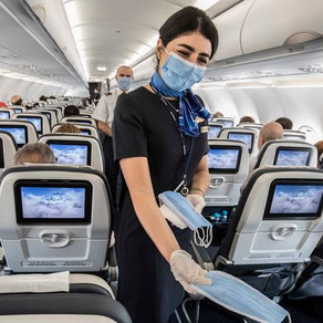 Flying is Already Safe So Why a Jab?