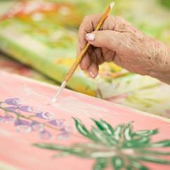 מציירת וחולמת