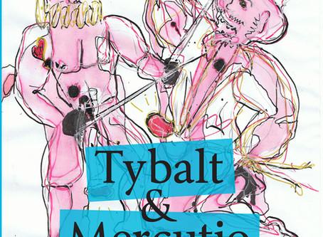 Tybalt & Mercutio en vente sur Amazon.