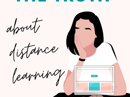 The Truth About Distance Learning