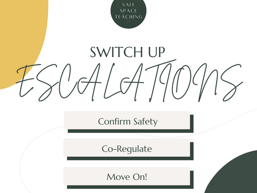 Switch Up Your Escalation Response with these 3 Tips