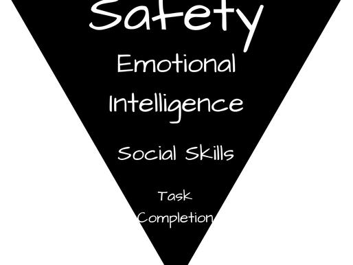 Trauma Informed Hierarchy of Skills