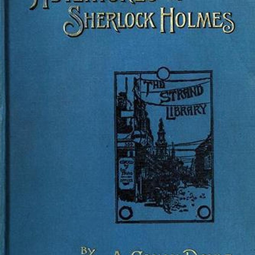 The Adventures of Sherlock Holmes by Arthur Conan Doyle Launch!
