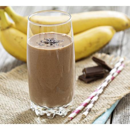 Peanut Butter Chocolate 'Craving-Killer' Shake