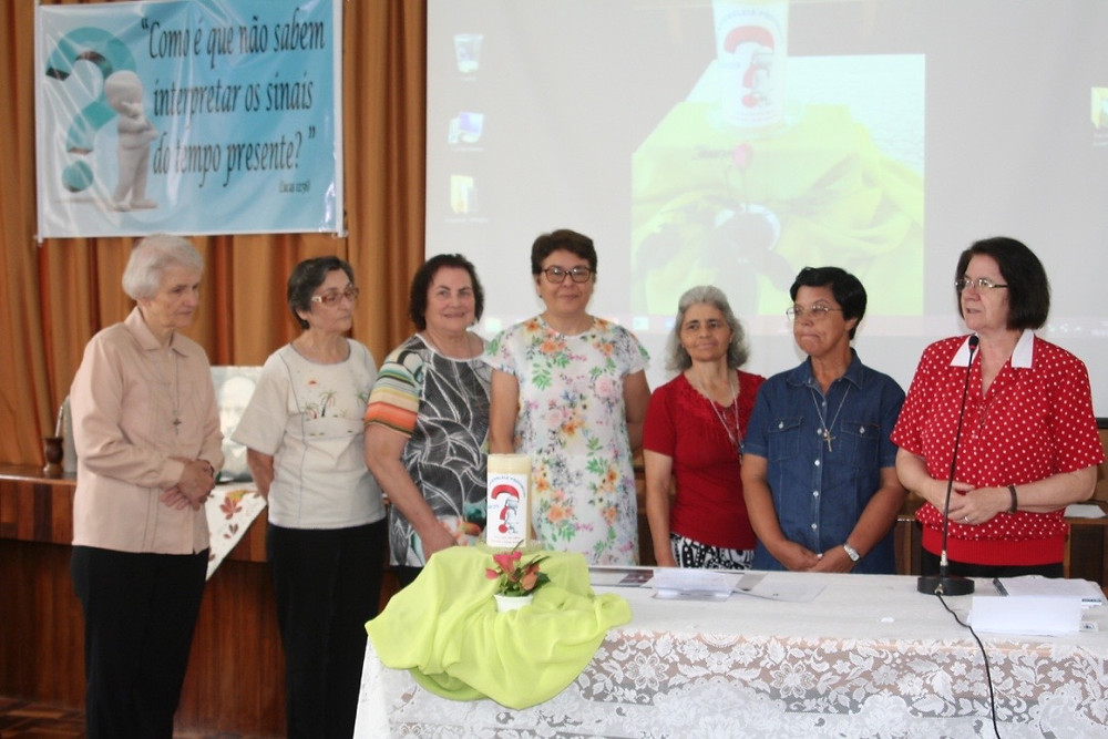 Equipe Organizadora da VIII Assembleia Provincial