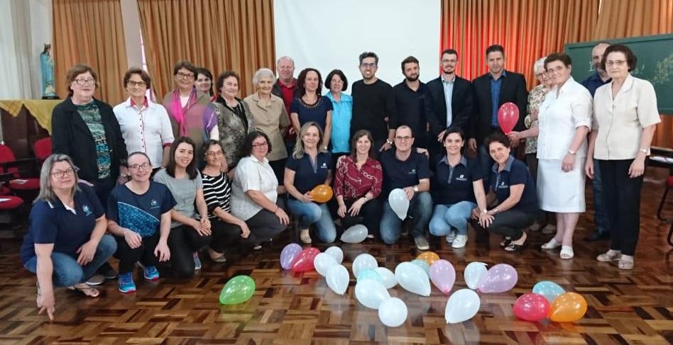 Participantes do Priemiro encontro dos setores da AMB