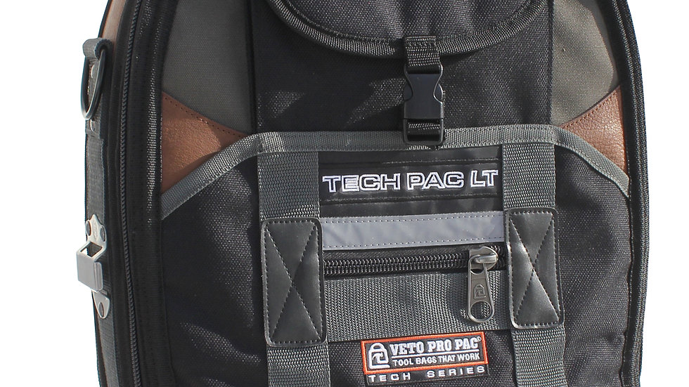 Tech Pac MC-LT Laptop Backpack Tool Bag