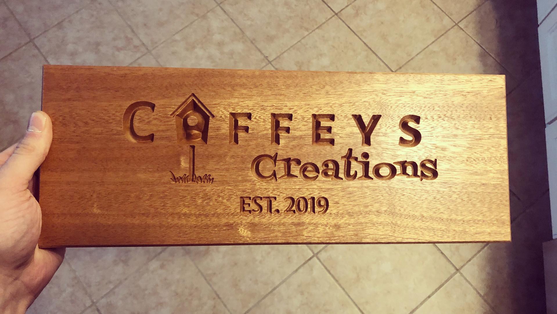Coffeys Creations