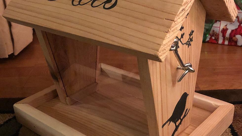 Custom Birdfeeder