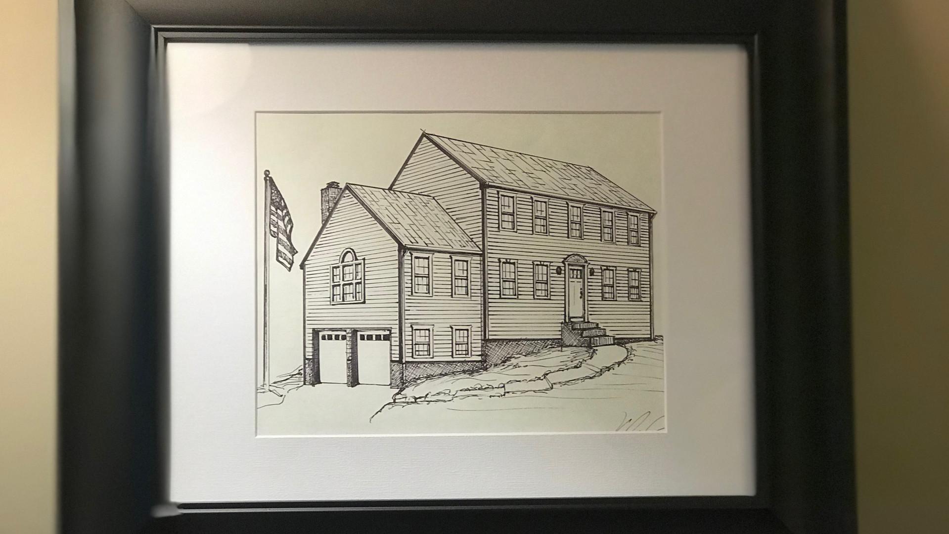 Home Sketch 2