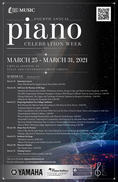 Fourth Annual Piano Celebration Week