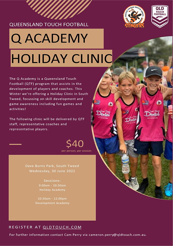 Q Academy - Holiday Clinic Sth Tweed .pn