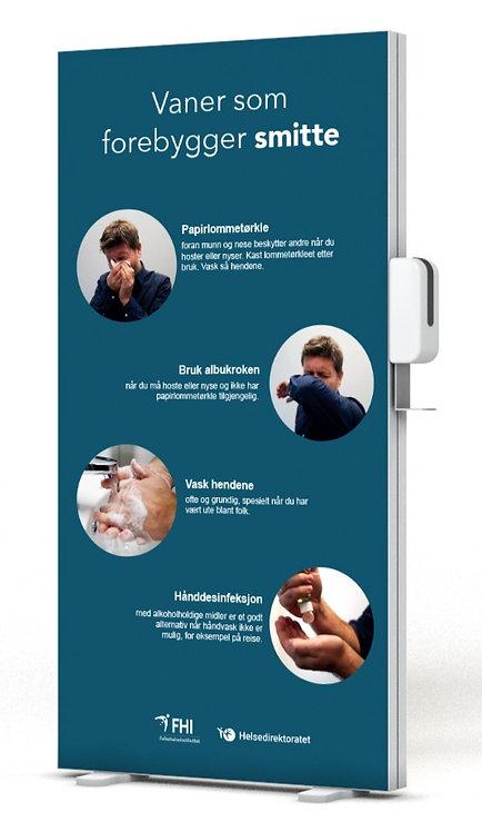 AD Quickframe LED Medi