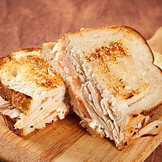Ranch Turkey Melt