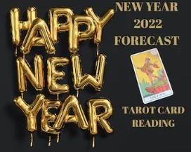 The New Year's Tarot Reading