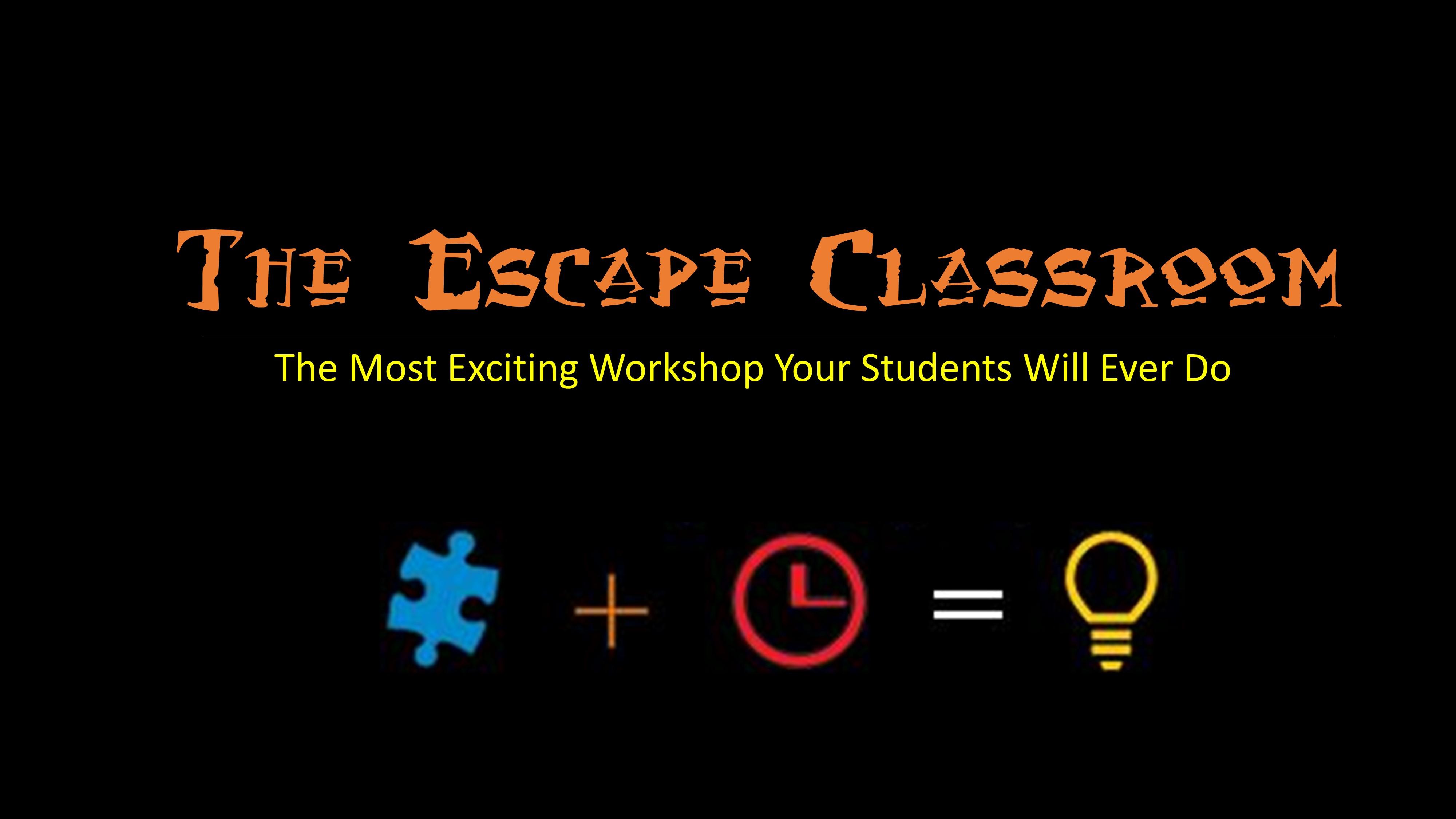 The Escape Classroom Escape Rooms For The Classroom