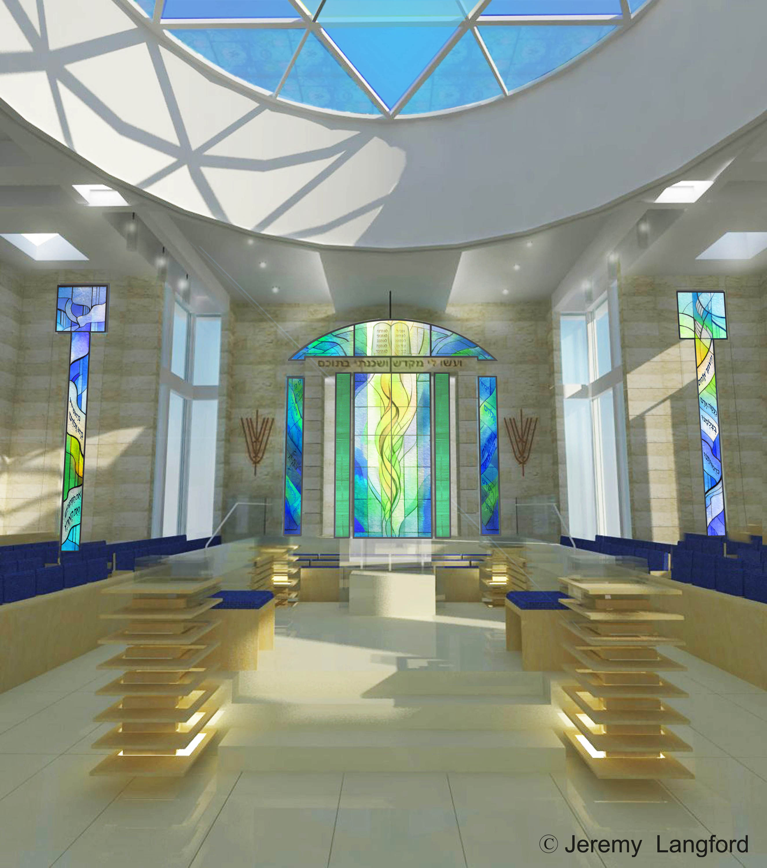 Young Israel of Bal Harbour Synagogue, Florida