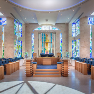Young Israel synagogue of Bal Harbour, Florida