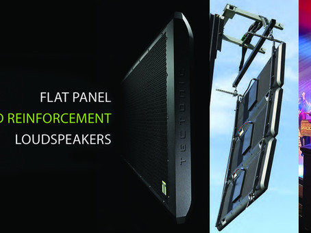 Demo Show- 이제는 스피커도 평면시대 <Tectonic Audio Labs Flat Panel Loudspeaker>