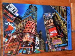NEW YORK  Création