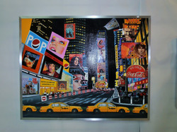 New-York rétro Woostock