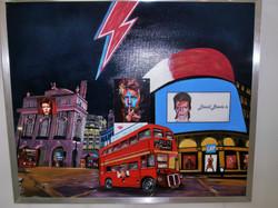 """Expo """" David Bowie is """" à Londres"""