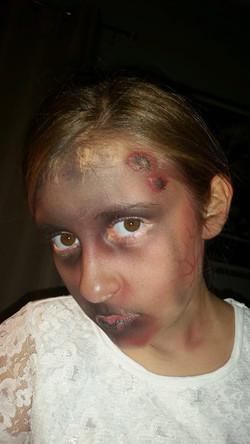 Sophia zombie