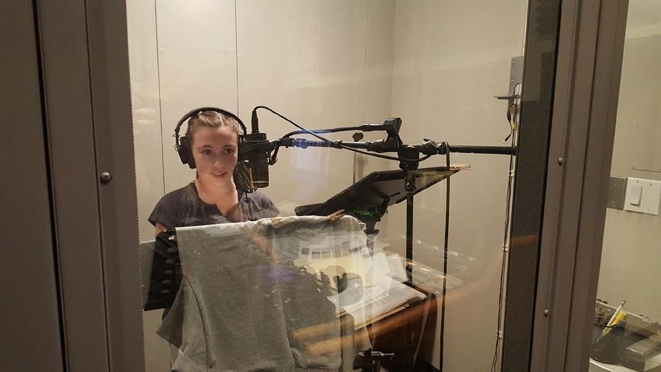 Sophia recording
