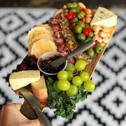 Lucky Irish Cheese Platter