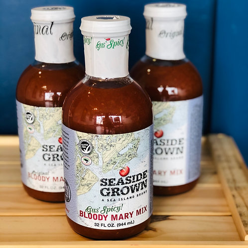 Seaside Grown Bloody Mary Mix