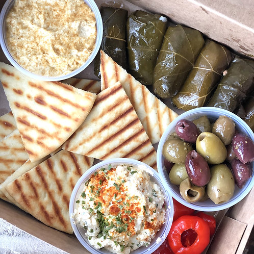 The Greek Box