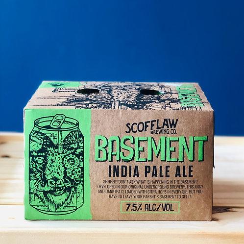 Scofflaw Brewing Co. Basement