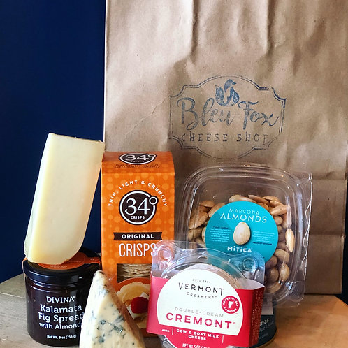 Thanksgiving Cheese Bag