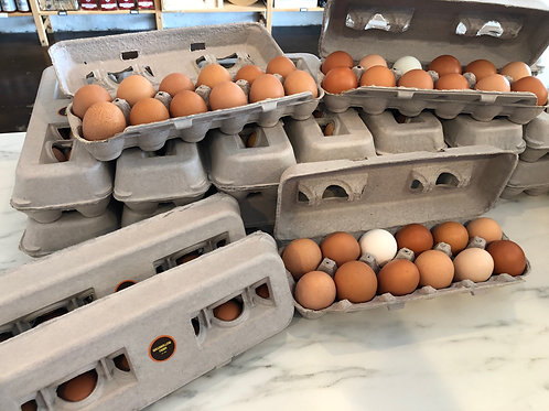 Wasawillow Local Farm Eggs