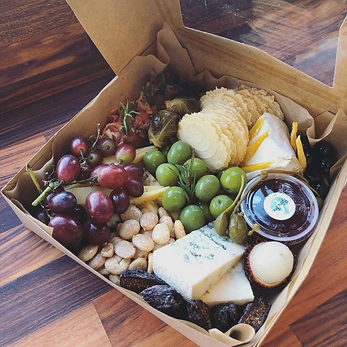 The Divy Cheese Plate