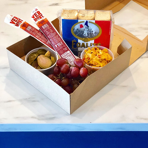 Cheese Picnic Box