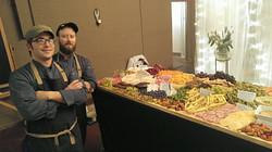 NYE Wedding Cheesemongers