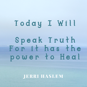 Today I will #SpeakTruth