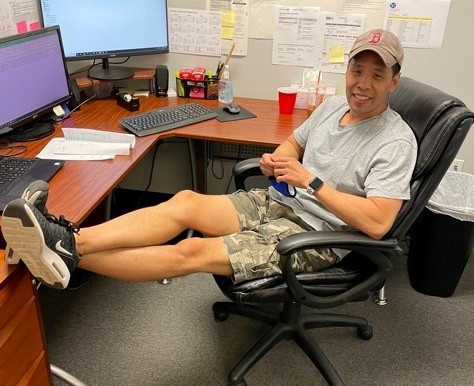 SX Business Services Employee Spotlight on Jack Ng