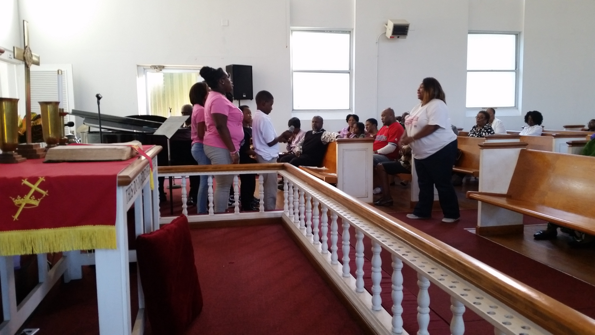 Hood Temple Youth Choir
