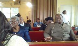 Congregation at 2016 Check Up Meetin