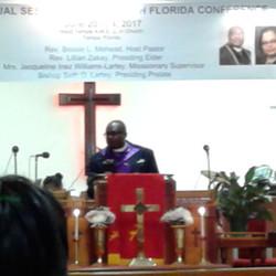Bishop Seth O. Lartey