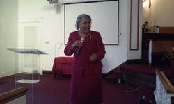 Presiding Elder Tampa District