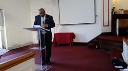 Rev Jimmy Caldwell Sr