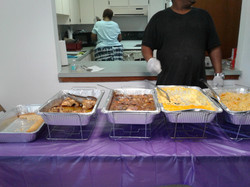 Catering by Heavy D's Food truck