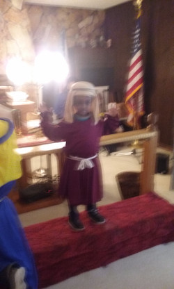 Little Drummer Boy!!